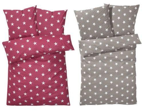 Bildschirmfoto 2016 10 14 um 08.05.02 Bettwäsche mit Sternen aus Baumwolle 135 x 200 cm für 14,99€