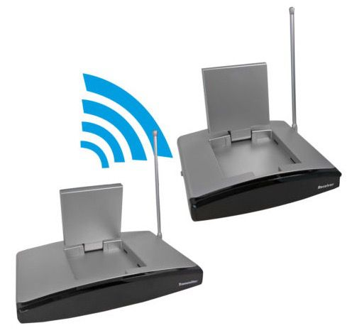 ebode Advanced VL58 Wireless A/V Transmitter für 29,99€ (statt 67€)
