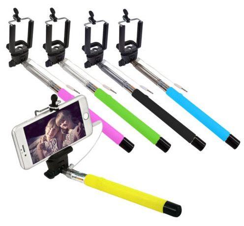 3er Set Selfie Sticks für 9,99€ (statt 14€)