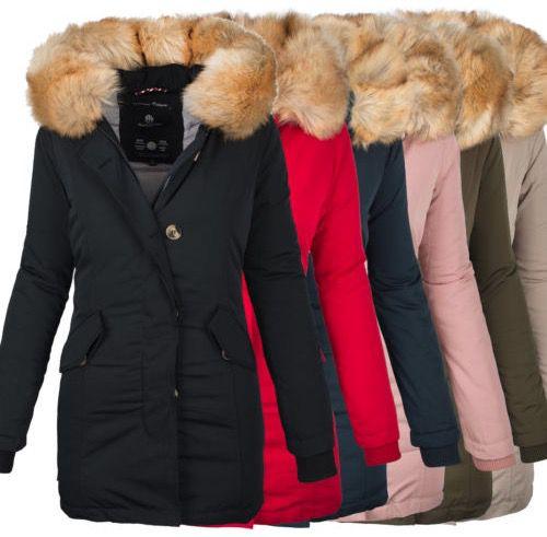online retailer 20ccc 05caa Marikoo Karmaa Damen Winterjacken für je 74,90€