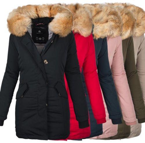online retailer 76183 1b4e6 Marikoo Karmaa Damen Winterjacken für je 74,90€
