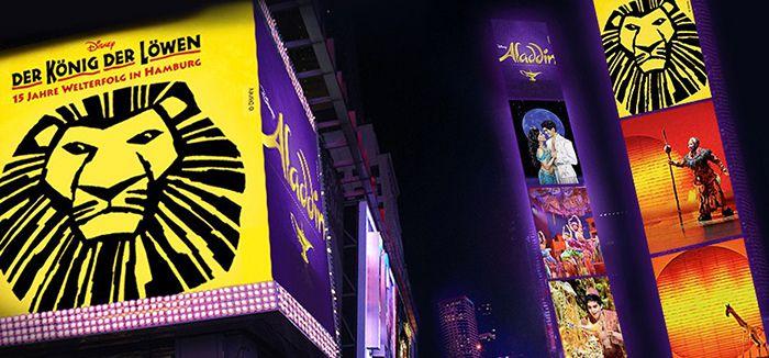 Bildschirmfoto 2016 10 17 um 08.42.47 Stage Musical Tickets bei vente privee   König der Löwen ab 50€ oder Aladdin ab 69€