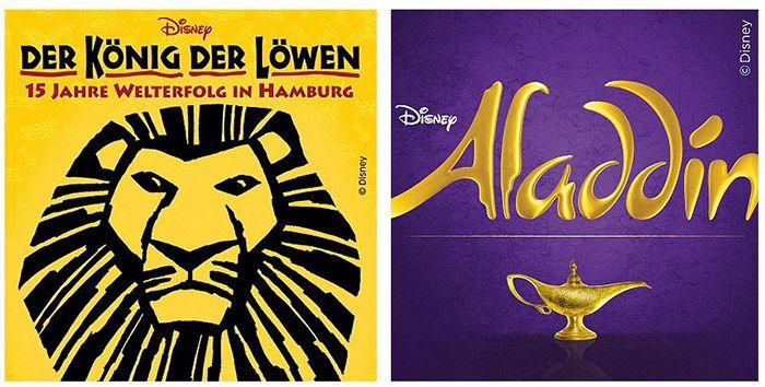 Bildschirmfoto 2016 10 17 um 08.43.13 Stage Musical Tickets bei vente privee   König der Löwen ab 50€ oder Aladdin ab 69€