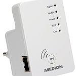 Medion P89137 WLAN-Repeater für 19,95€ (statt 25€)