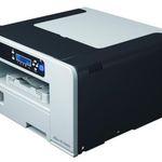 Ricoh Aficio SG 2100N Farbgeldrucker für 29,99€ (statt 49€)