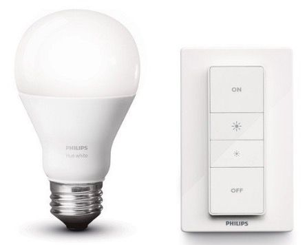 Philips Hue Wireless Dimming Kit ab 27,99€ (statt 35€)