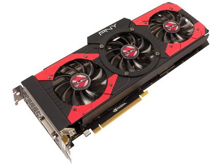 Ausverkauft! PNY GeForce GTX 1070 XLR8 OC Gaming für 376,96€ (statt 483€)
