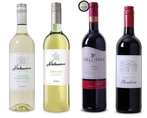 Weinvorteil Sale + bis zu 30€ Extra Rabatt   z.B. 12 Flaschen Chardonnay Reserva für 47€