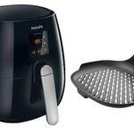 Philips HD9236/20 Heißluftfritteuse + Grillpfanne für 169€ (statt 199€)