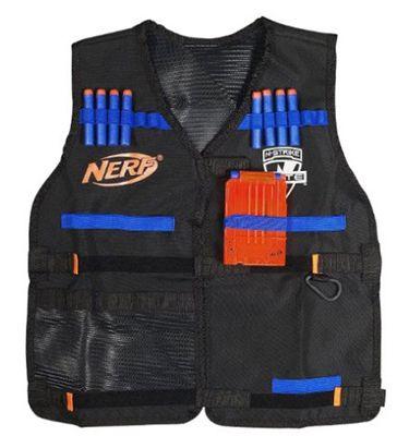 NERF Artikel für 60€ kaufen und gratis NERF Tactical Vest dazu bekommen (Wert 32€)