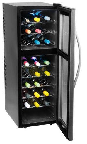 Medion MD 37117 Weinkühlschrank mit 2 Temperaturzonen für 149,99€ (statt 179€)