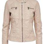Only Damen-Jacke in Lederoptik für 20,95€ (statt 29€)