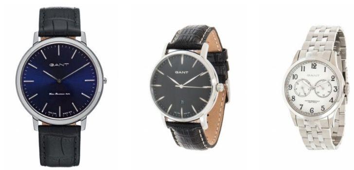 Knaller! GANT Uhren ab 49€ in der Zalando Lounge   z.B. GANT Seabrook für 69€ (statt 189€)