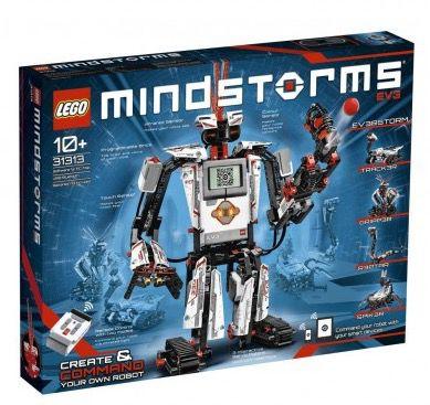 Lego Mindstorms EV3 Roboter für 238,82€ (statt 279€)