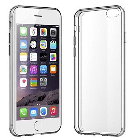 Preisfehler? Gratis Silikon Schutzhüllen & Panzerglas für iPhone 7 und iPhone 7 Plus