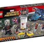 Lego Marvel Super Heroes – Superhelden-Einsatz am Flughafen für 55,24€ (statt 65€)