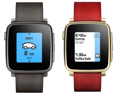 Bildschirmfoto 2016 10 24 um 08.13.49 Pebble Steel Smartwatch für 105,90€ (statt 128€)