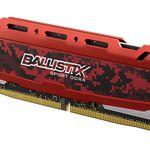 Schnell! Crucial Ballistix Sport 16GB Single (DDR4-2400, CL16) für 55€ (statt 73€)