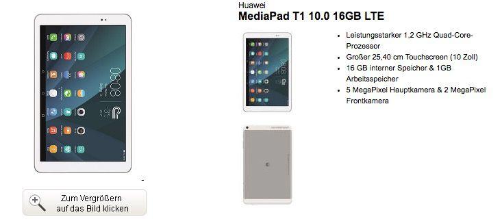 otelo Allnet Flat L + 1,5GB + Smartphone + Tablet für 24,99€ mtl.