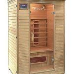 Home Deluxe RedSun M Infrarotkabine für 649,90€ (statt 765€)