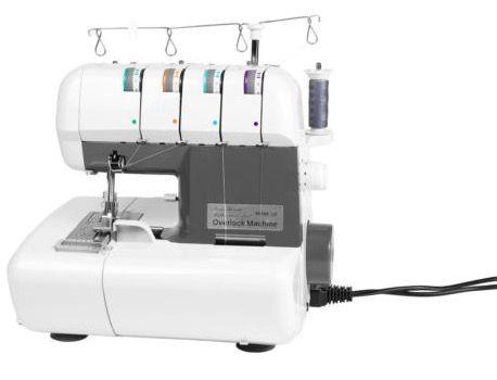 Medion MD 16600 Overlock Nähmaschine für 119,99€ (statt 157€)