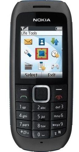 Nokia 1616 2 Tastatur Einsteiger Handy mit UKW Radio für 29,90€ (statt 39€)