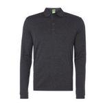 Boss Green Poloshirt mit langen Ärmeln für 49,99€ (statt 80€)