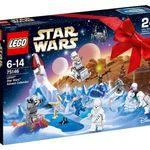 Günstige Adventskalender – z.B. Lego Star Wars Adventskalender 2016 für 18,98€ (statt 25€)