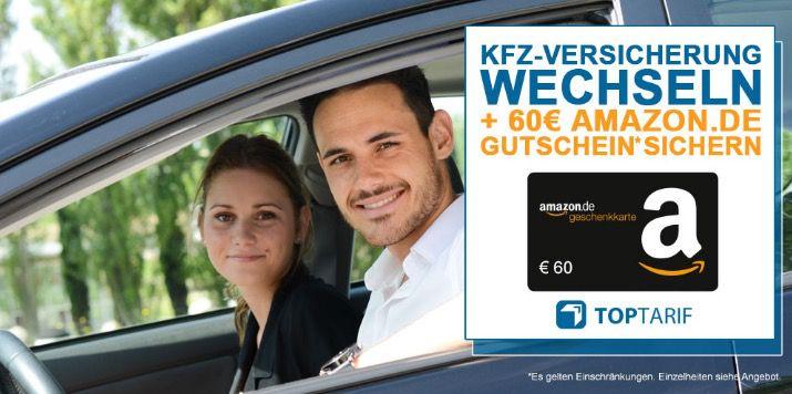 Bildschirmfoto 2016 10 27 um 09.31.16 Kfz Versicherung wechseln + 60€ Amazon.de Gutschein* + 20% Rabatt auf AmazonBasics   Bonus Deal!