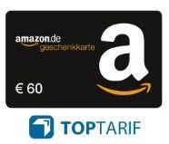 Kfz Versicherung wechseln + 60€ Amazon.de Gutschein* + 20% Rabatt auf AmazonBasics   Bonus Deal!
