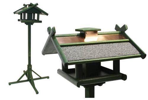 Vogelhäuser aus Massivholz je 155cm für je 39,95€ (statt 53€)