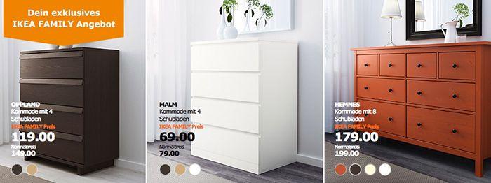 IKEA: 10€ Gutschein geschenkt pro 100€ Einkaufswert