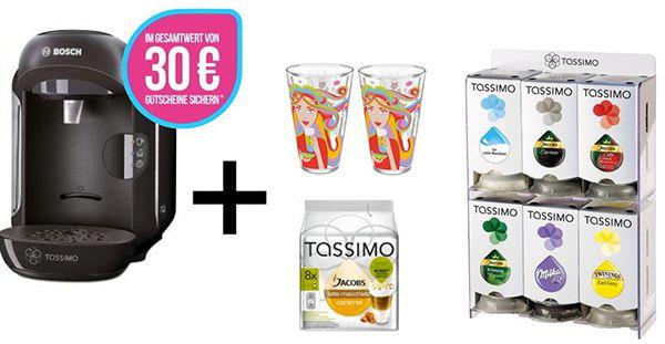 Bildschirmfoto 2016 10 27 um 13.52.54 Bosch Tassimo Vivy + 30€ Gutschein + Ritzenhoff Gläser Set + Spender für 34,99€