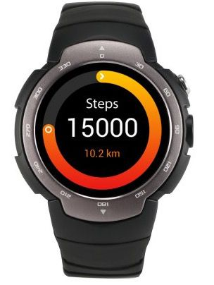 Zeblaze Blitz 3G Smartwatch für 72,97€ (statt 84€)