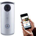 Smartwares IP Video Türsprechanlage mit App-Anbindung für 125,90€ (statt 154€)
