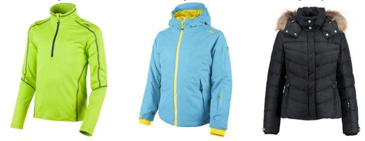 10% Rabatt auf Ski Alpin & Wintersport Kleidung + 5€ Gutschein   z.B. Skijacke Sally2 D für 354€ (statt 429€)
