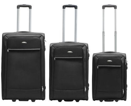 Fehler? 3er Set Packenger Lite Business Textilkoffer für 69,90€(statt 129€)