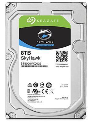 Preisfehler? Seagate SkyHawk 8TB HDD für 197,38€ (statt 301€)