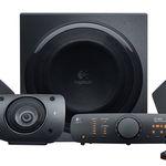 Logitech Z906 3D-Stereo-Lautsprecher THX für 198,99€ (statt 233€)