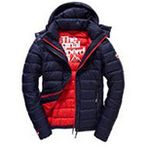 Superdry  Jacken – verschiedene Damen und Herren Modelle bis 3XL für je 50,95€