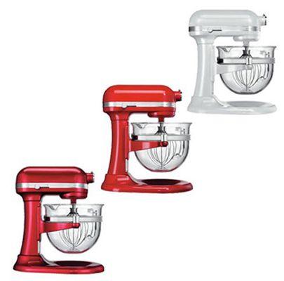 KitchenAid Artisan mit 6L Glasschüssel für 399€ (statt 667€)