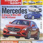 Nur noch bis 16 Uhr! Auto Motor und Sport im Jahresbo für effektiv nur 1,90€ (statt 108€)