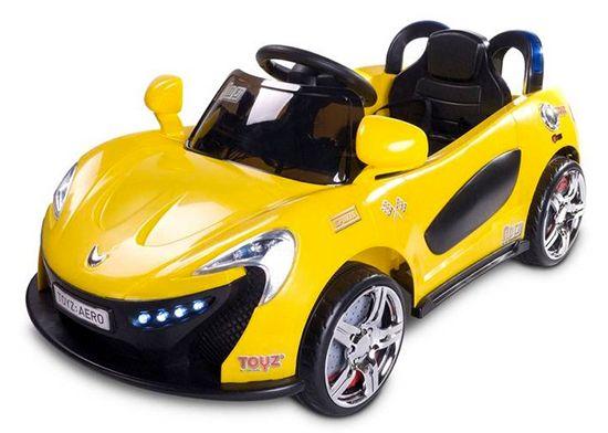 Bildschirmfoto 2016 12 12 um 11.03.43 CARETERO Toyz Aero Kinder Elektroauto für 104,95€ (statt 120€)