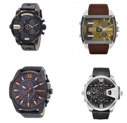 Diesel Uhren für je 129,95€ bei eBay   z.B. Diesel Mega Chief (statt 179€)