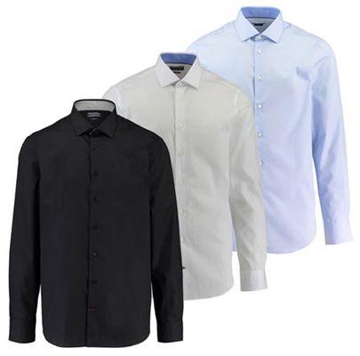 Tommy Hilfiger Herren Hemd Slim Fit für 39,90€ (statt 68€)