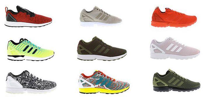 Guter Foot Locker Sale bis 50% Rabatt   z.B. adidas ZX Flux für 37€ (statt 52€)