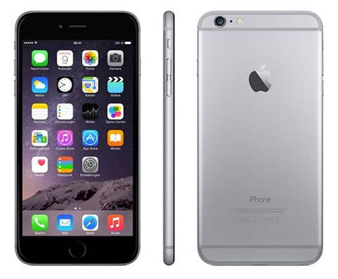 Apple iPhone 6 Plus 16GB für 449,95€ (statt 515€)