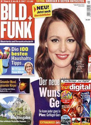 Bild + Funk Jahresabo (52 Ausgaben) mit bis zu effektiv 0,80€ Gewinn (statt 109€)