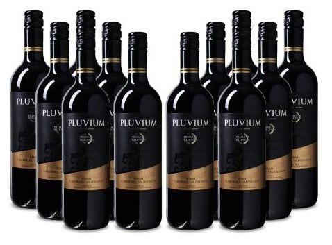 12 Flaschen Pluvium Premium Selection Bobal Cabernet für 39,99€