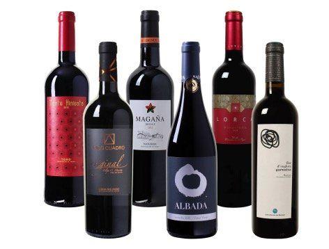 6 Flaschen Robert Parker Weinpaket für 45€